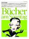 NZZ Bucher am Sonntag