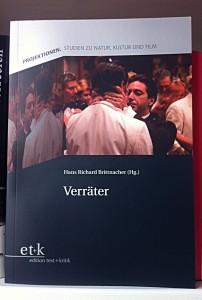 Verräter Thomas Koebner Projektioonen Bd. 9 Hans Richard Brittnacht (Hg)