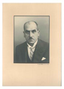 Dr. Heinrich Münch, parteiloser Bürgermeister in Gunzenhausen, um 1928